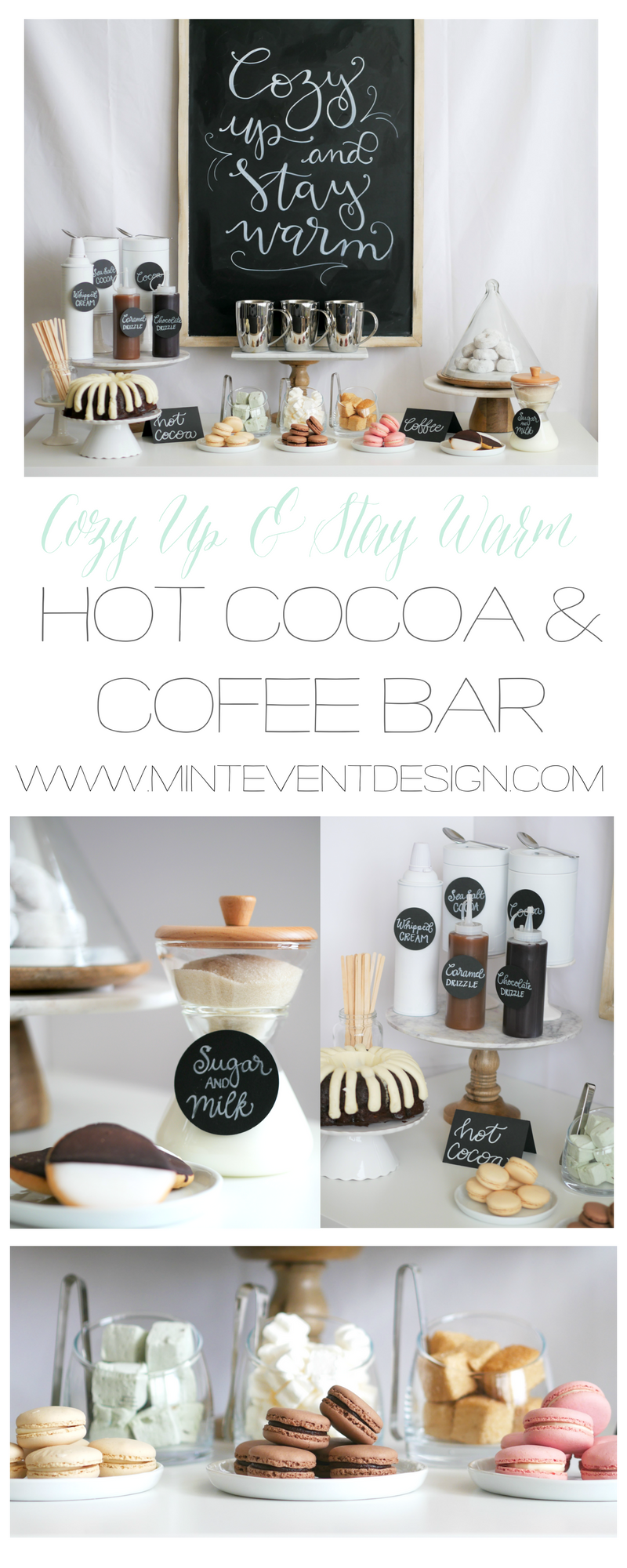 Cozy Up and Stay Warm | Creative party ideas, Mermaid parties and ...