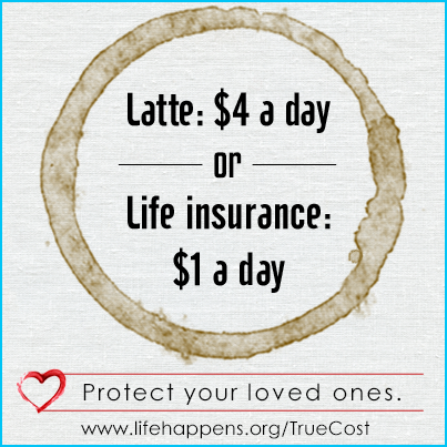 If you think life insurance is too expensive, this might