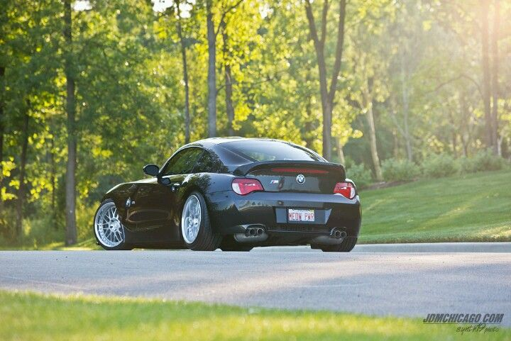 Fastback Z4 Bmw E86 Hardtop Art On Wheels Cars