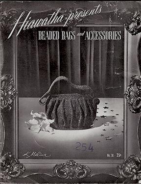 Hiawatha presents Beaded Bags and Accessories Book No. 30, Crochet (Used) at Sova-Enterprises.com