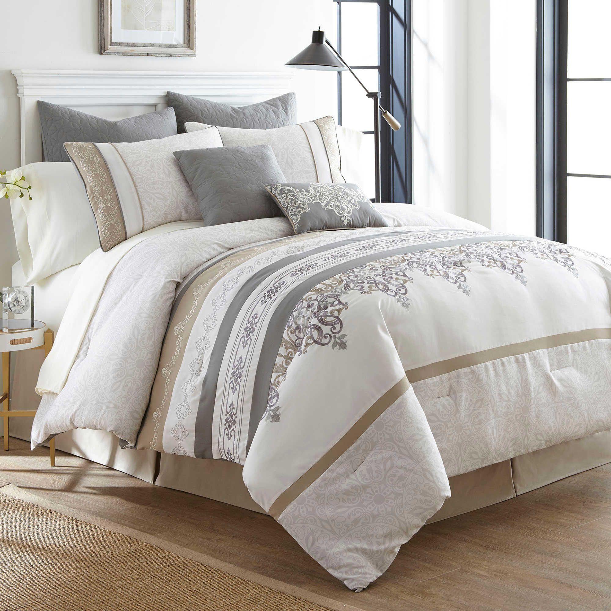 Jordan 12 Piece Comforter Set Comforter Sets Luxury Comforter Sets Cheap Living Room Sets