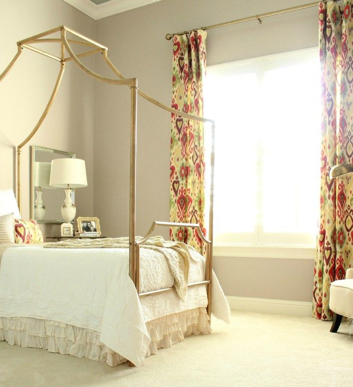 Pottery Barn Teen Maison canopy bed knock-off for a & This bed!!! Pottery Barn Teen Maison canopy bed knock-off for a ...