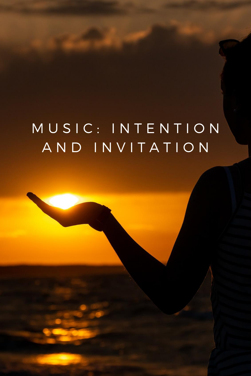 Music Intention and Invitation in 2020 Music, Song