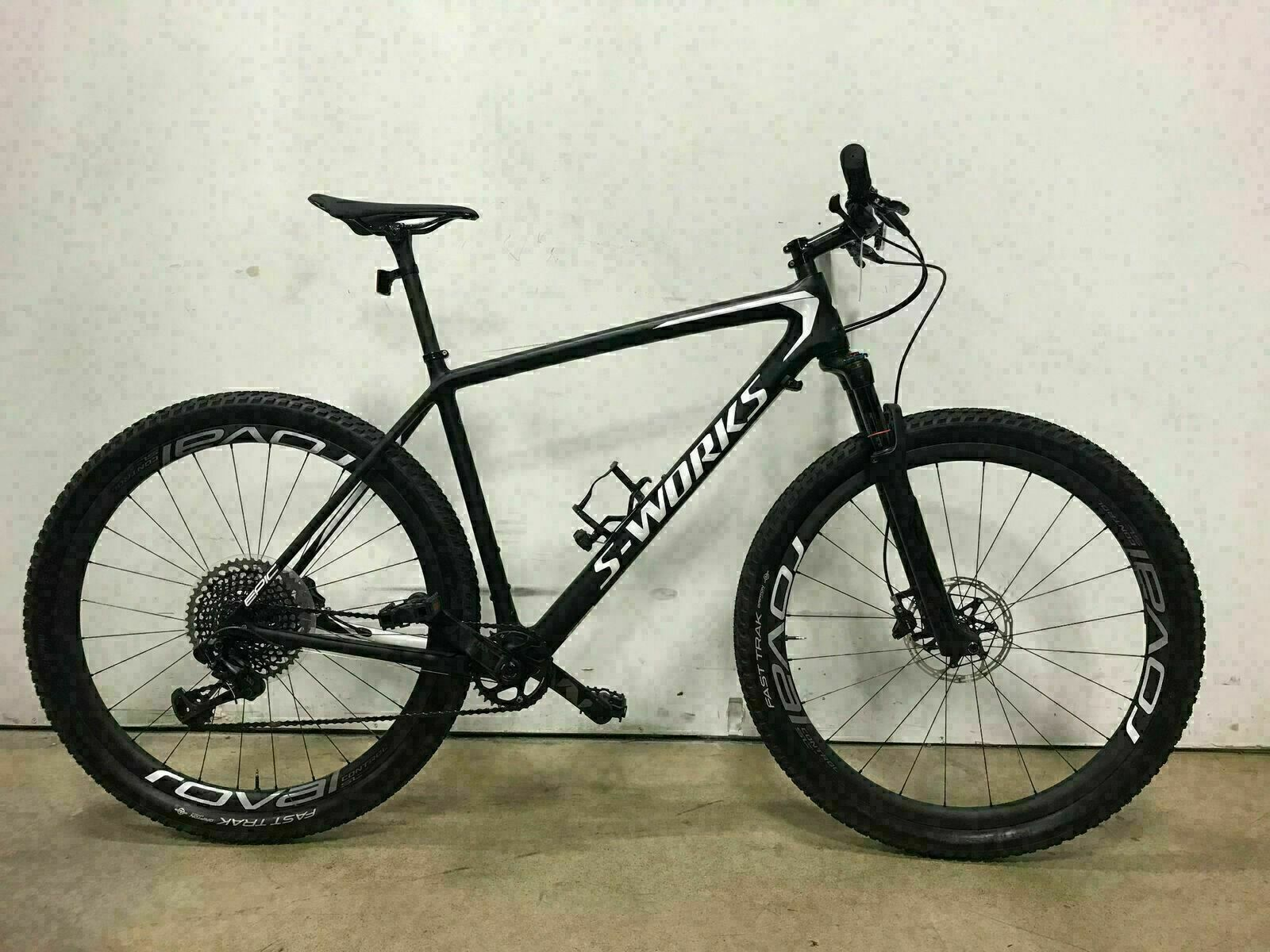 Used Specialized S Works Epic World Cup Hardtail 29 Mountain Bike