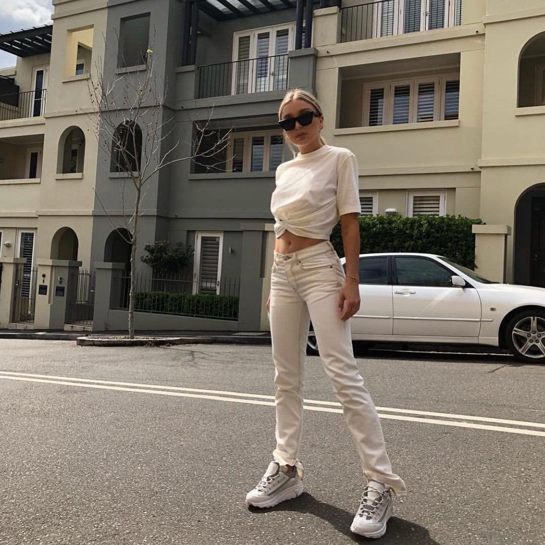 ganni iris sneaker