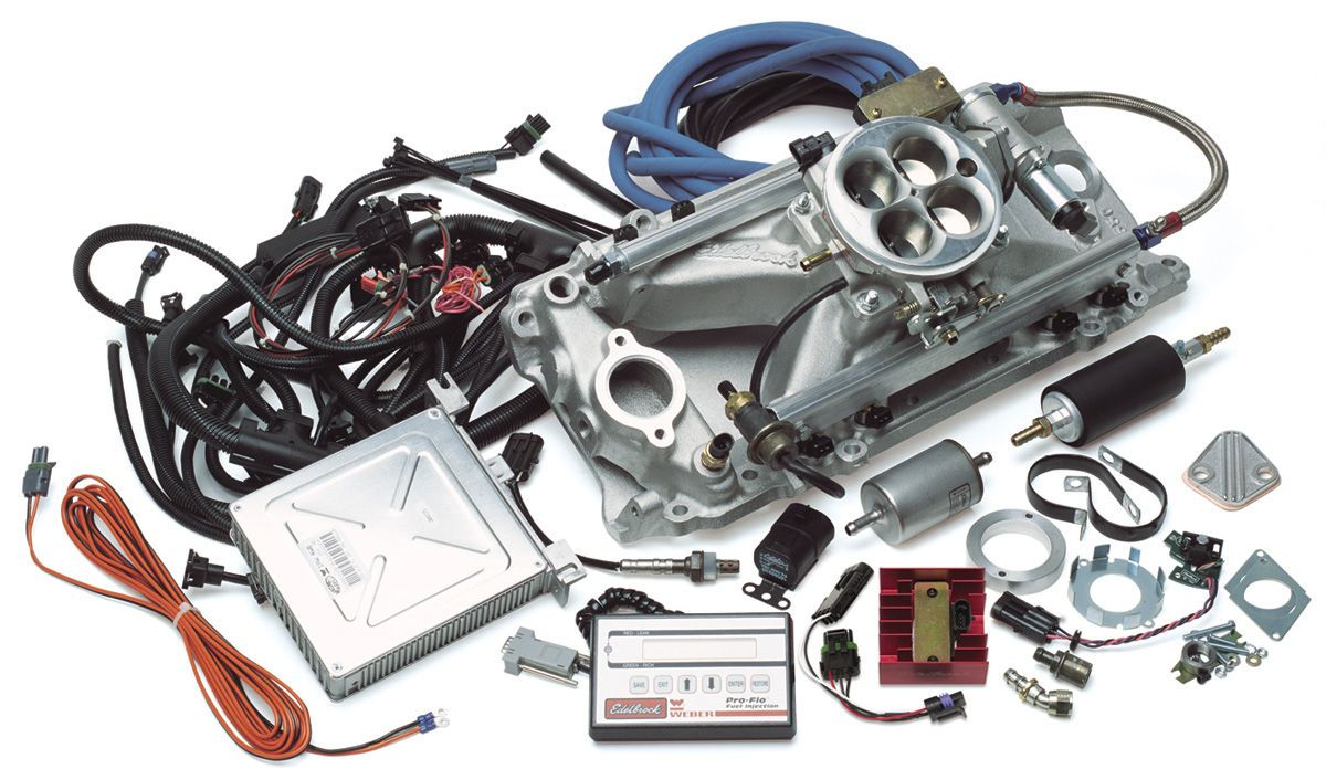 1964-1977 Chevelle EFI System For Big-Block Chevy, Performer