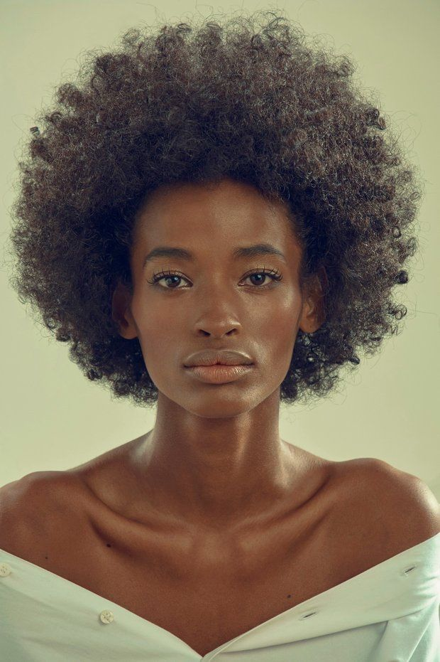 Ana Flavia: First Black Model to Win Brasil's Ford Models Contest | SHOPPE BLACK