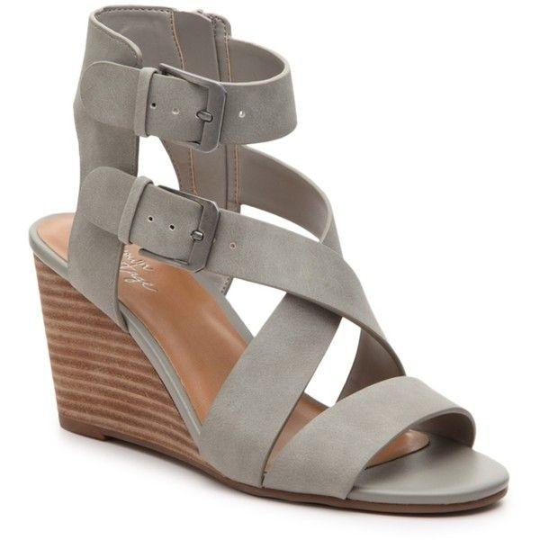 dfc48209888 Crown Vintage Lillee Wedge Sandal Women s Shoes