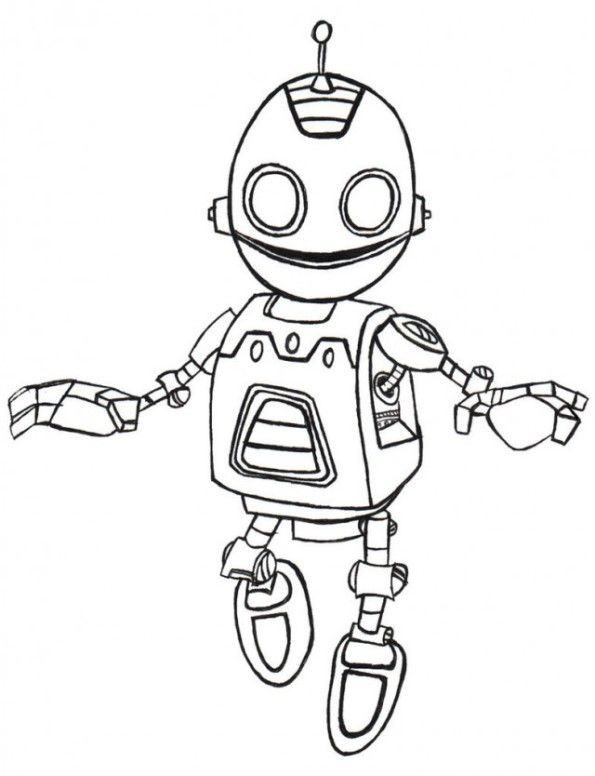 Clank Jpg 595 776 Coloring Pages Snoopy Drawing Free Coloring Pages