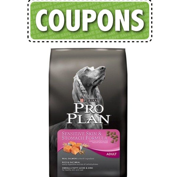 Purina Pro Sensitive Stomach Dog Food Coupon Coupons Coupon