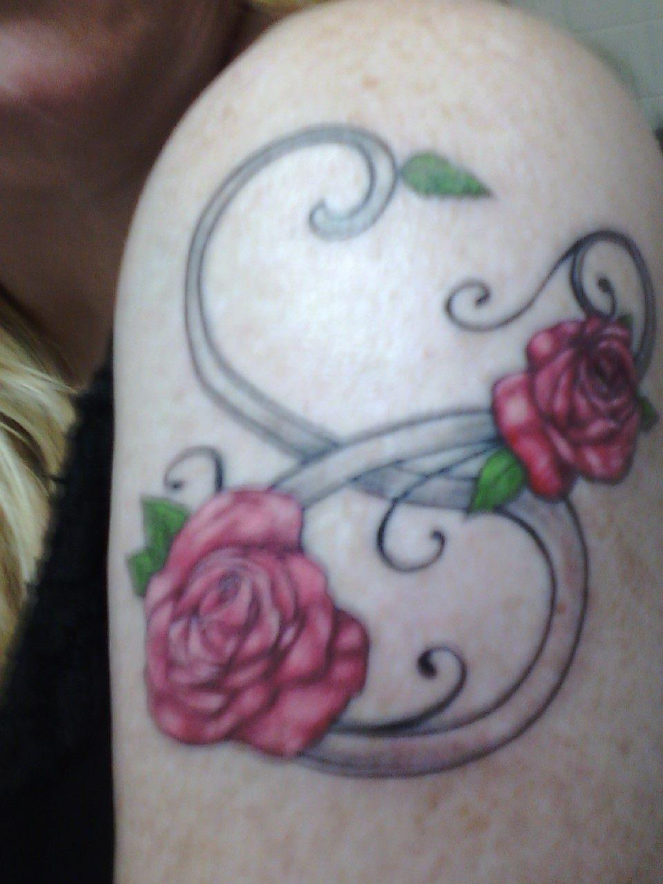Taurus Symbol Tattoo I Love It Ink My Whole Body Pinterest