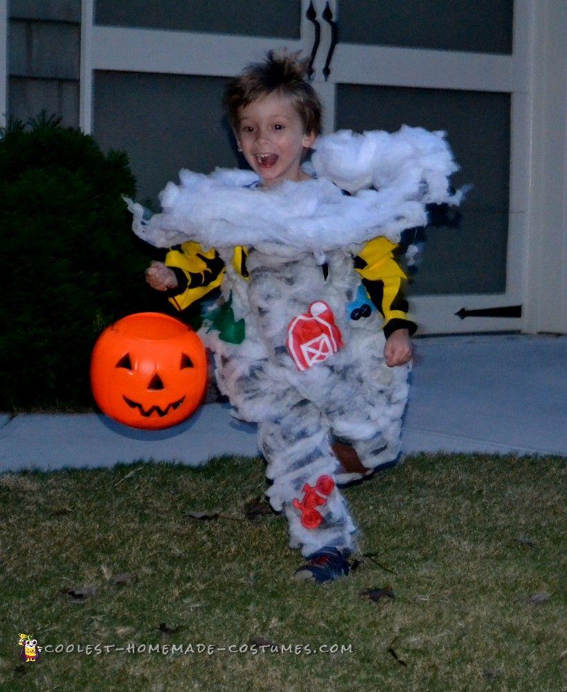 toddler tornado costume | my baby hunter | pinterest | tornado