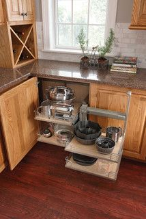 Bonaire/LaPorte - traditional - kitchen - chicago - by ...