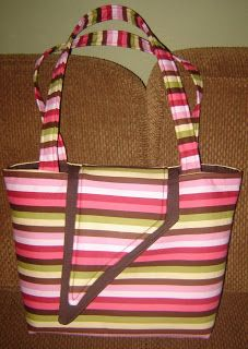 Vibrant Designs: Diaper Bag Tutorial