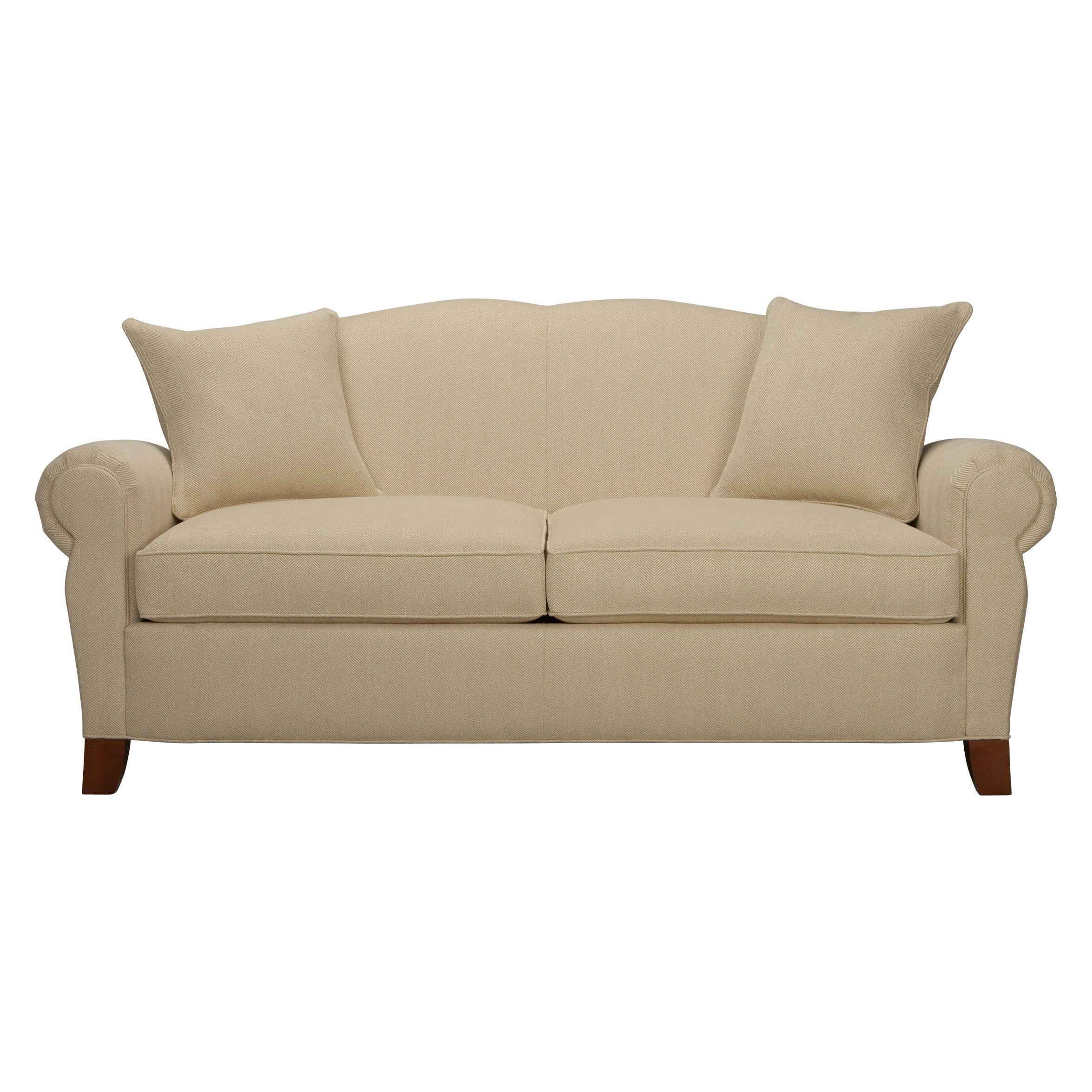 Paloma Two Cushion Sofa Ethan Allen Us Home Pinterest Sofas And Ethan Allen