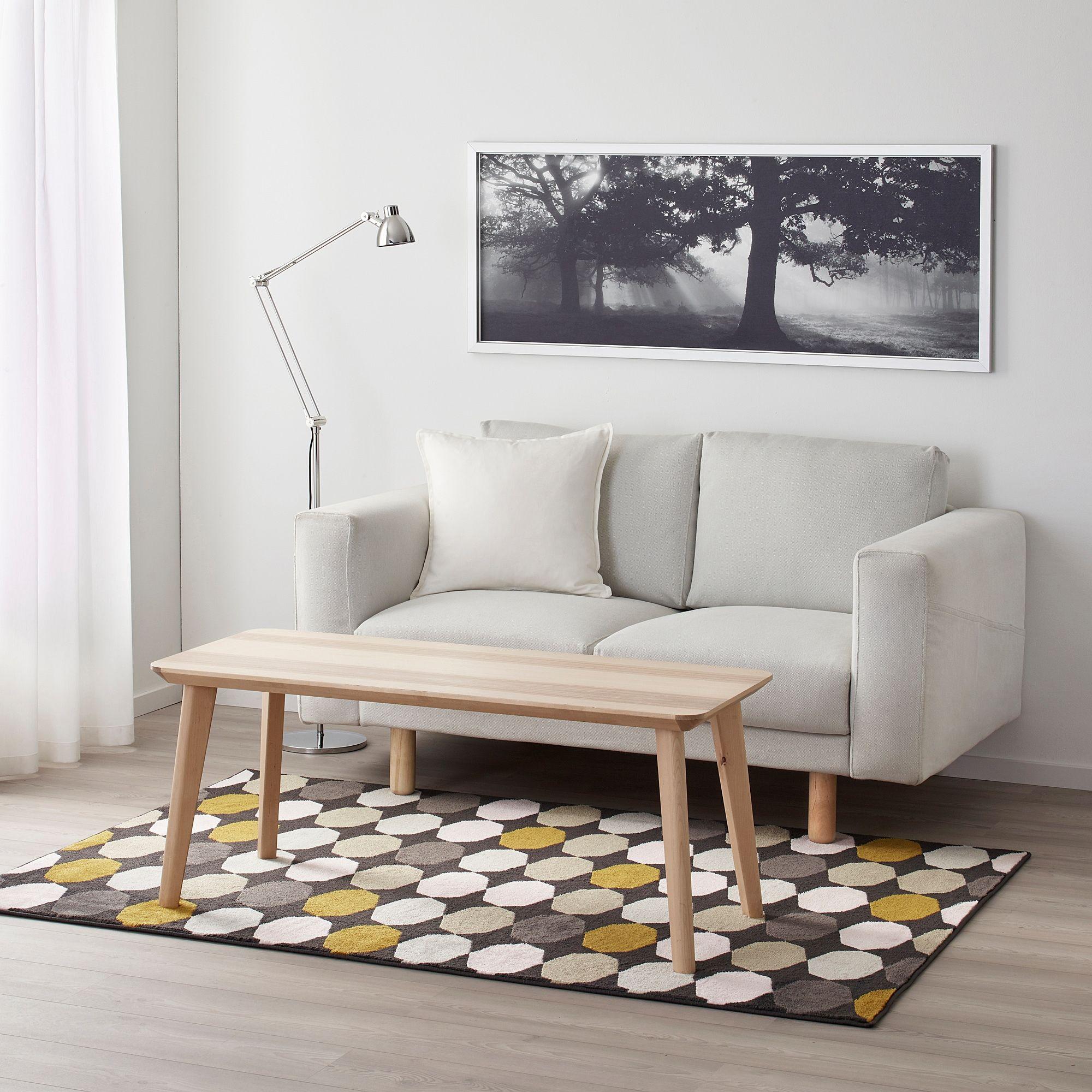 Torrild Tapis Poils Ras Multicolore 133x195 Cm Ikea En 2020 Tapis Ikea Rug