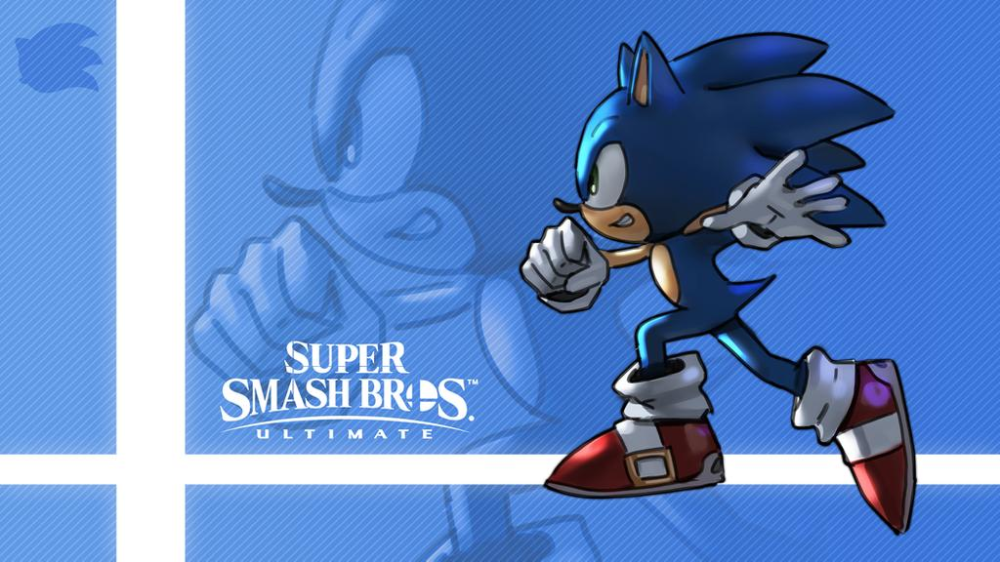 Super Smash Bros Ultimate Sonic By Nin Mario64 On Deviantart Smash Bros Super Smash Bros Super Smash Bros Characters