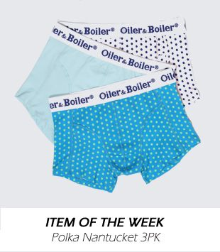 Oiler and Boiler - Official Online Store