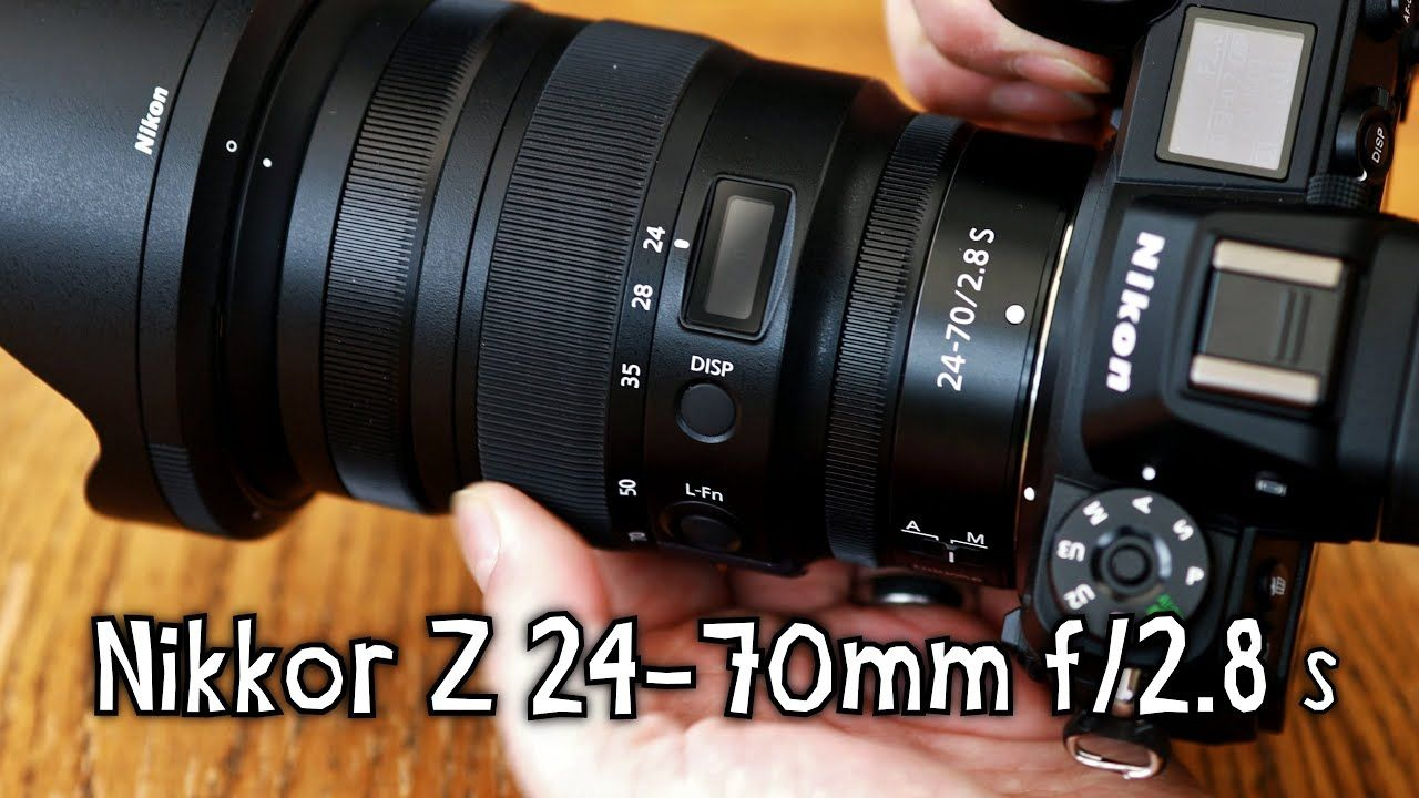 Nikon Z 24 70mm F 2 8 S Lens Review With Samples Nikon Lens Nikon Zoom Lens