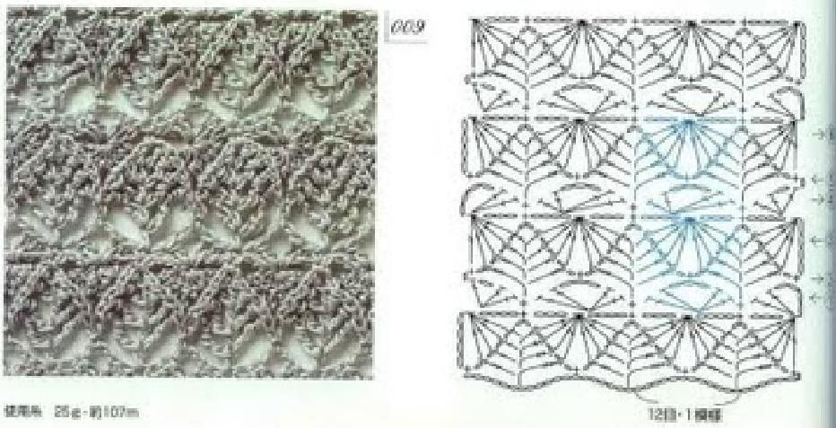 Clippedonissuu from crochet knitting patterns book 250 crochet leaf clippedonissuu from crochet knitting patterns book 250 crochet leaf stitch diagram ccuart Image collections