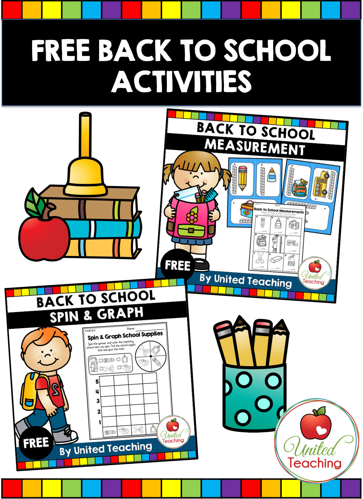 These Back To School Free Activities Are Great For