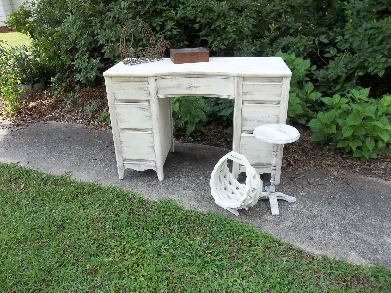 RESERVE Vintage Dresser Vanity Cottage Chic Shabby French
