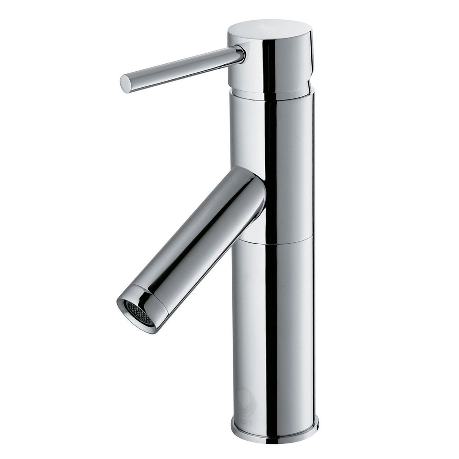 vigo bathroom faucets. Vigo Alicia Single Hole Bathroom Faucet With Downward Angled Spout - E Chrome Lavatory Handle Faucets