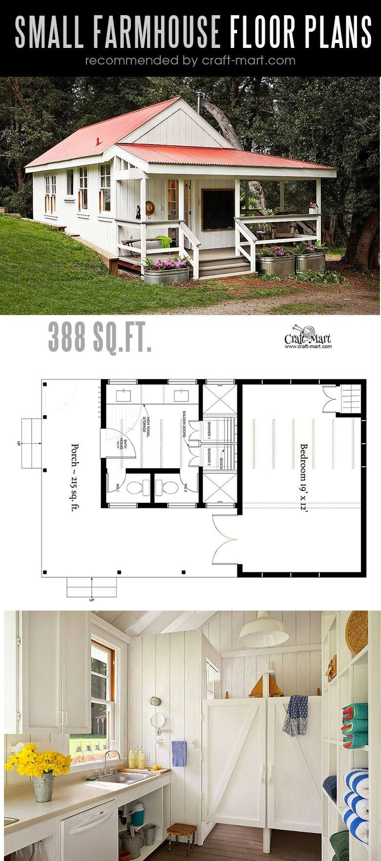 Designing and building a Farmhouse Style Summer