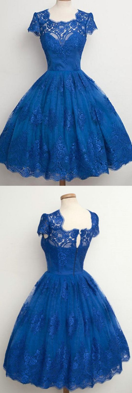 Knee length prom dresses blue kneelength prom dresses kneelength