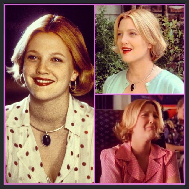 Love Drew Barrymore's Style In The Wedding Singer!