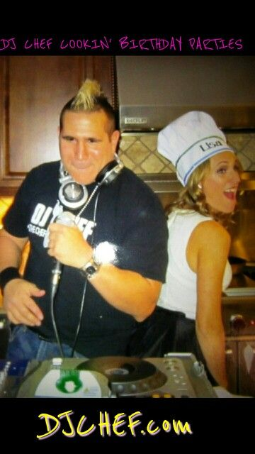 Dj Chef Reviews Cooking Class Birthday Party Food Festivals Tradeshows Entertainment Fun Unique Ideas Long Cooking Classes Nyc Cooking Classes How To Cook Ribs