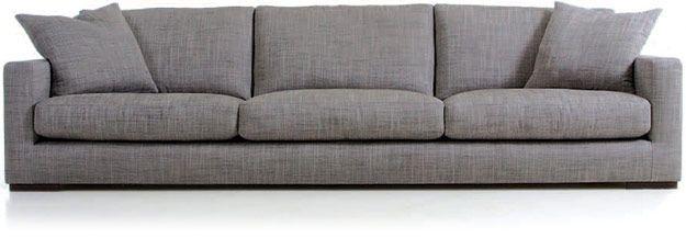 Hugo Sofa! Modern. Practical. Looks Like High Back Which I Like. Looks