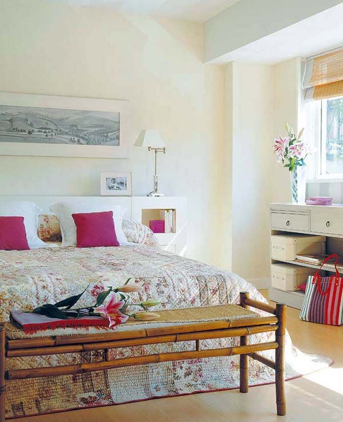 cute warm bedroom with wood bed set shabby me decor pinterest rh in pinterest com