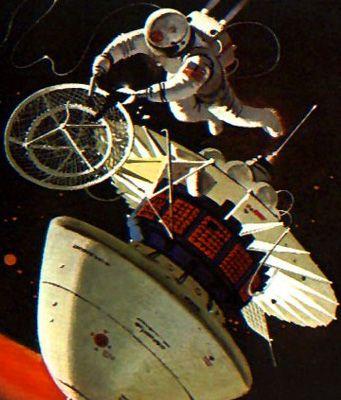 Space Suits - Atomic Rockets | Space suit, Suits, Rocket