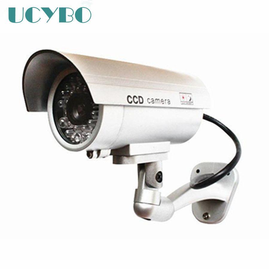 dummy fake camera wifi home surveillance security outdoor ...
