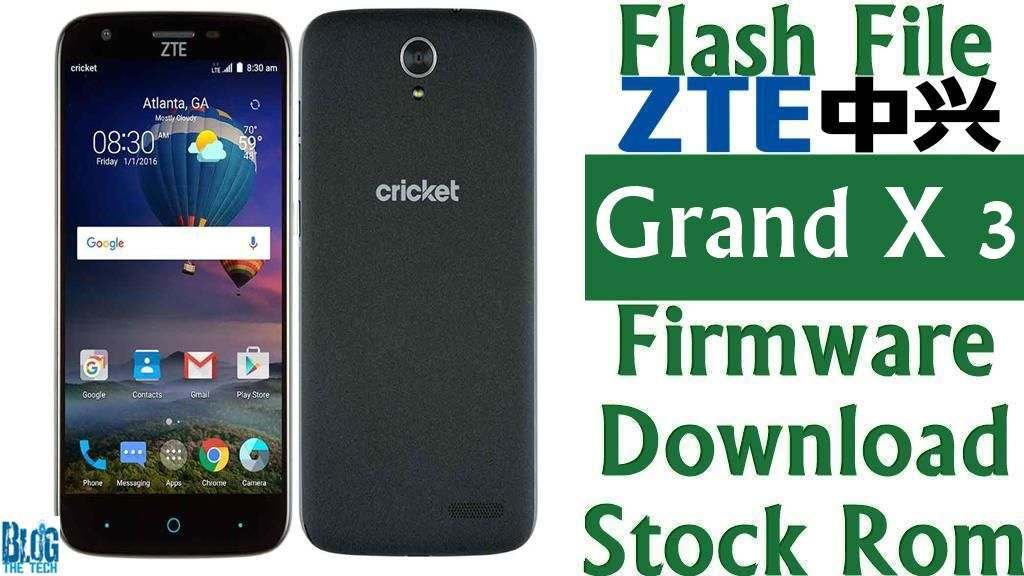 Flash File Zte Grand X 3 Firmware Download Stock Rom Z959 Firmware Flash Rom