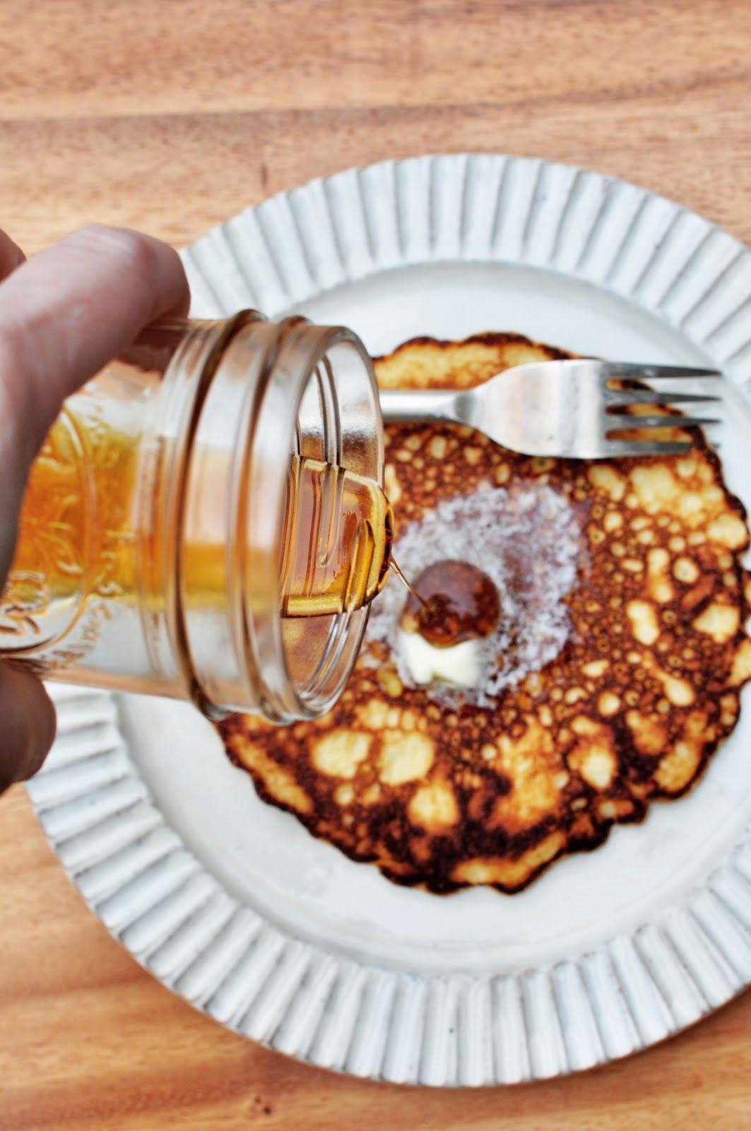 dash and bella cr me fra che pancakes comida y bebida rh pinterest com