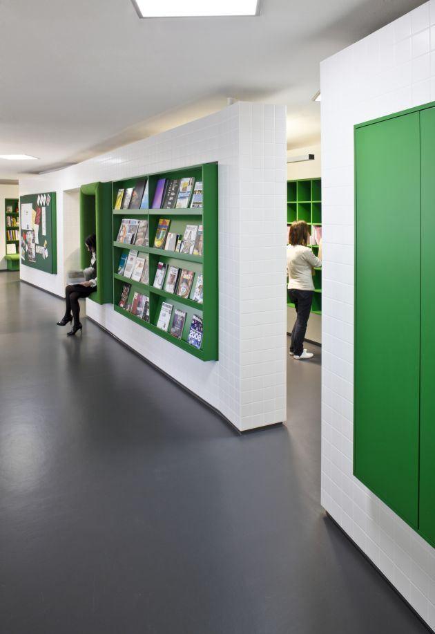 Telecommunication Room Design: Innovative Office, Office