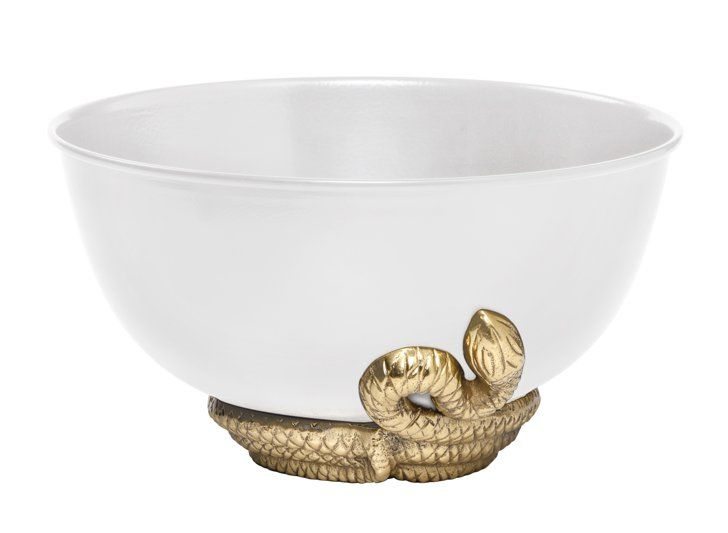 Pin for Later: Sneak Peek! Nate Berkus's New Fall Collection For Target  Serpent bowl ($20)
