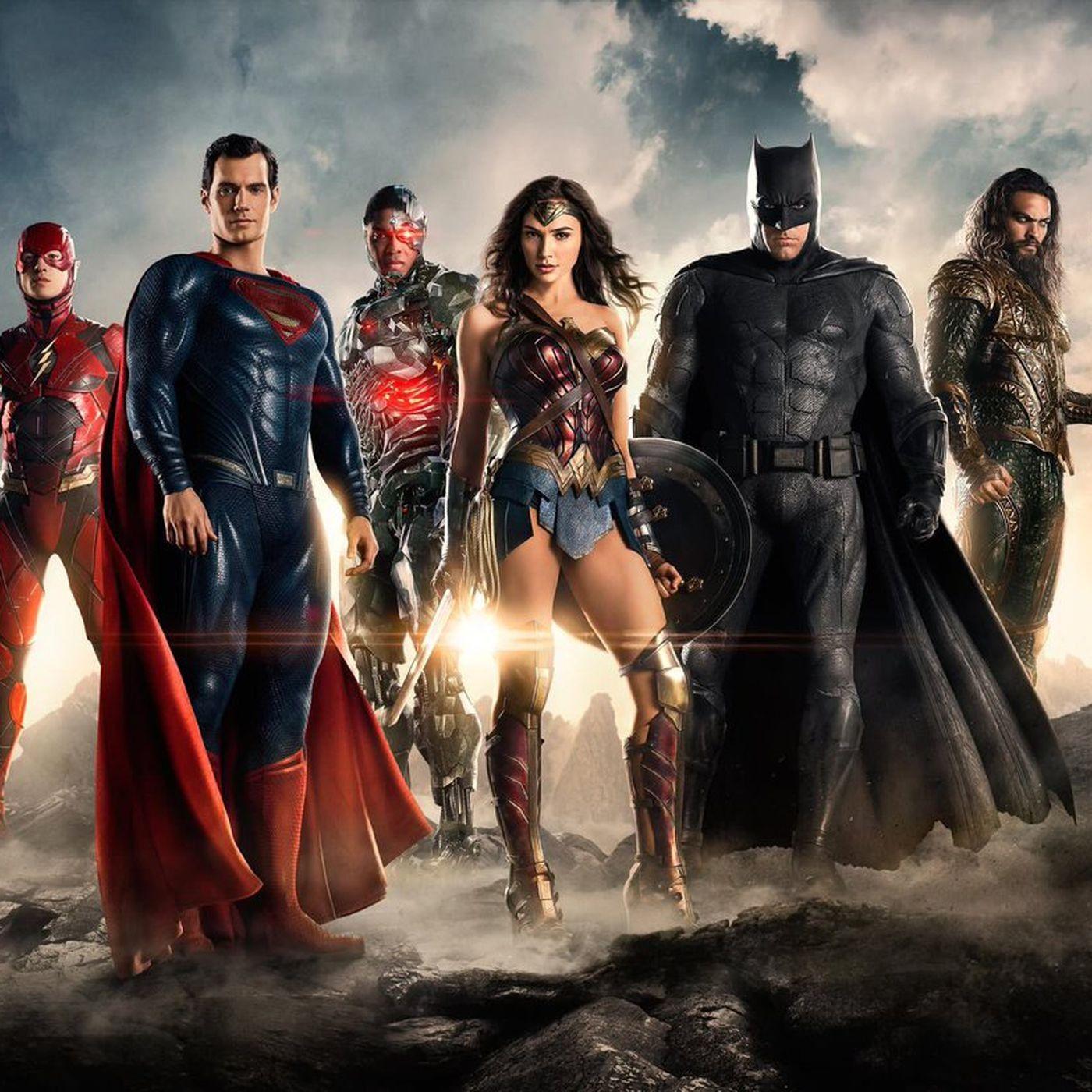 Luxury Justice League Wallpapers For Mobile Film Superhero Bioskop Justice League