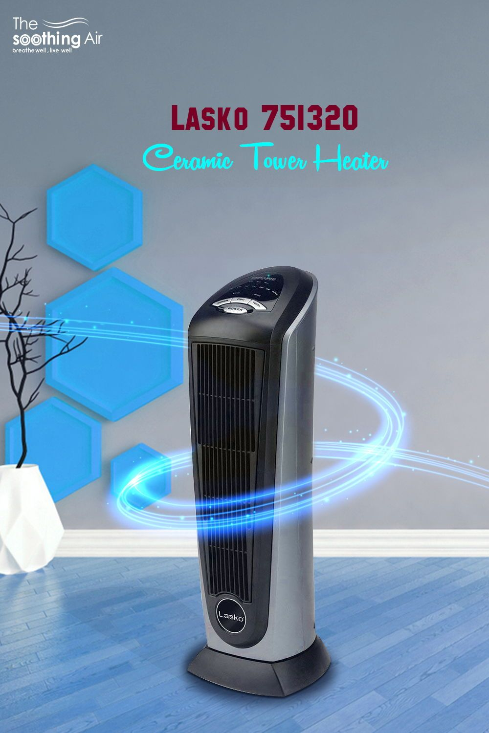 top 10 fan room heaters may 2019 reviews and buyers guide in rh pinterest com  best space heater for a basement