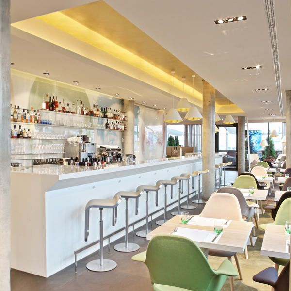 Innenarchitekturbüro Stuttgart faces lounge in mannheim by blocher partners the of dining