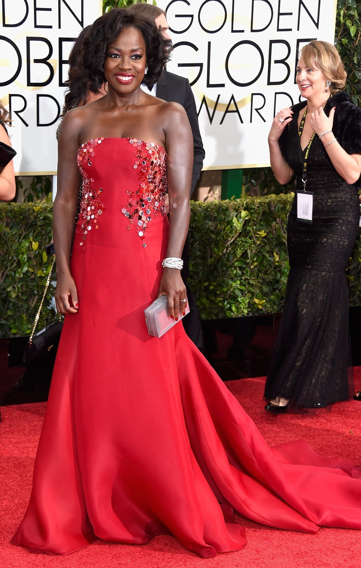 Red dress 2017 volt