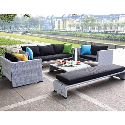 Modern Tosh Furniture Gray Sofa Set Modern Outdoor Sofas Modern Patio Furniture Outdoor Sofa Sets