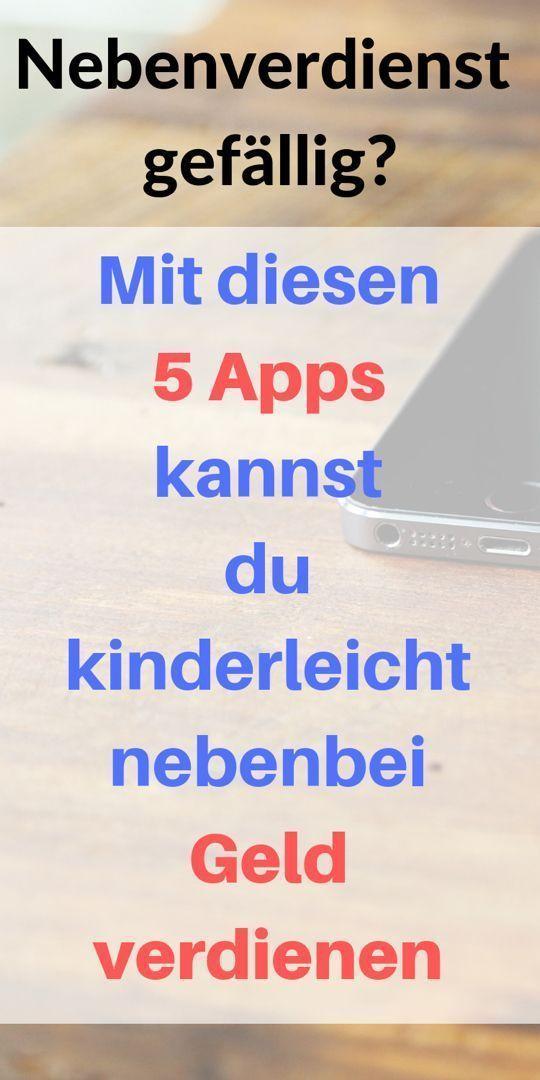 Mit Apps Geld verdienen - So einfach geht's - Finanzen - # ...