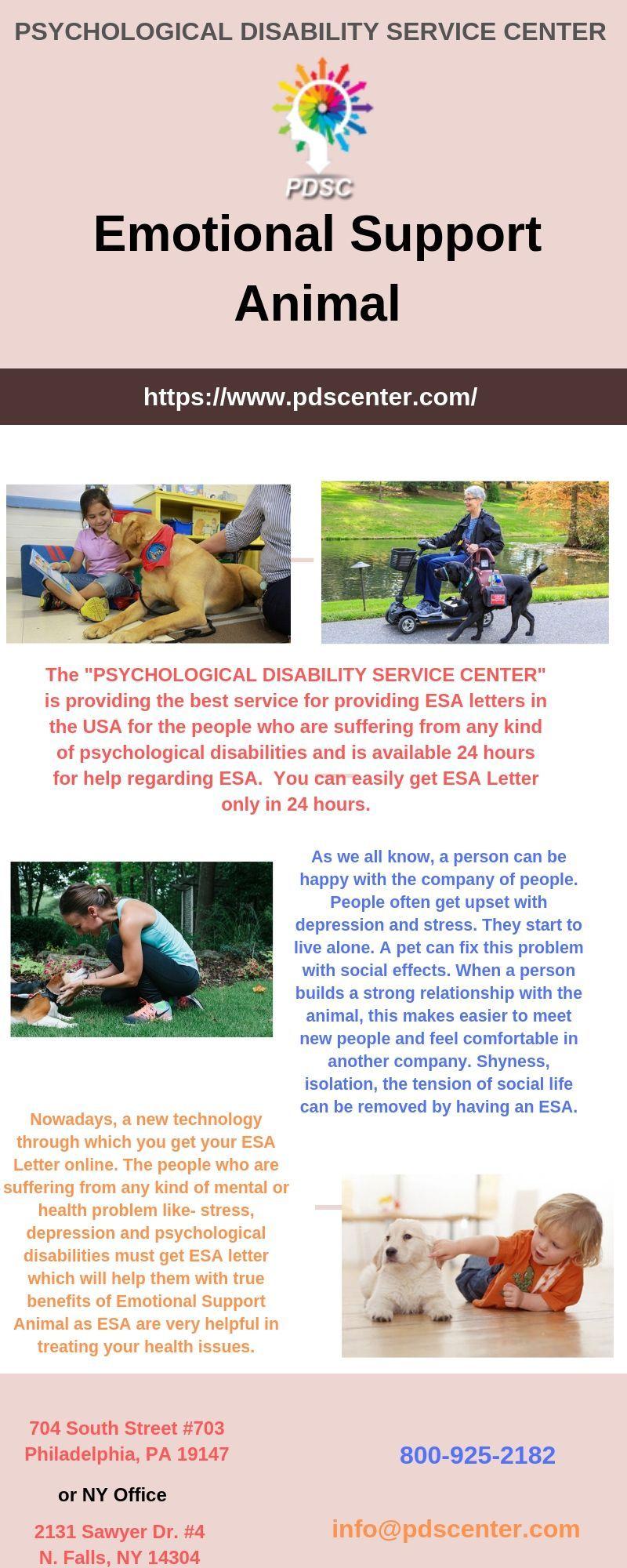 Emotional support animal doctor letter Emotional support