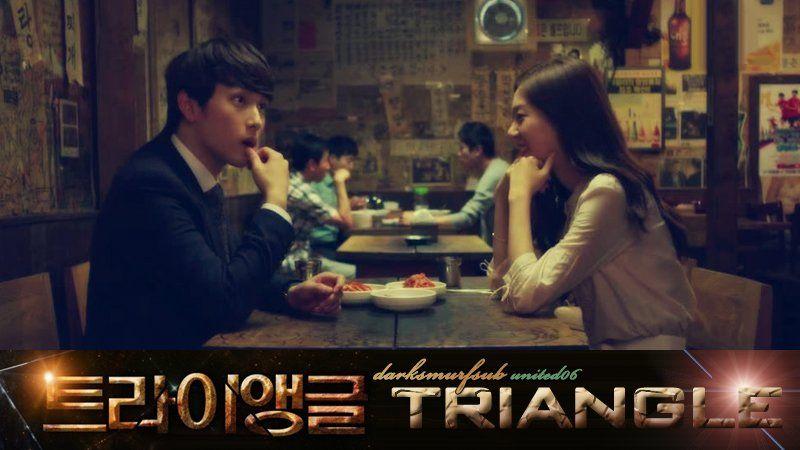 트라이앵글 / Triangle [episode 18] #episodebanners #darksmurfsubs #kdrama #korean #drama #DSSgfxteam UNITED06