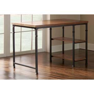 austin ash veneer desk with shelves in 2019 american pride desk rh pinterest com