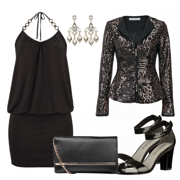 Party Outfits: Partynacht bei | Office wear