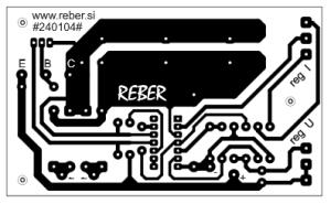 Variable DC power supply 1-27V 3A PCB design   scsddv in
